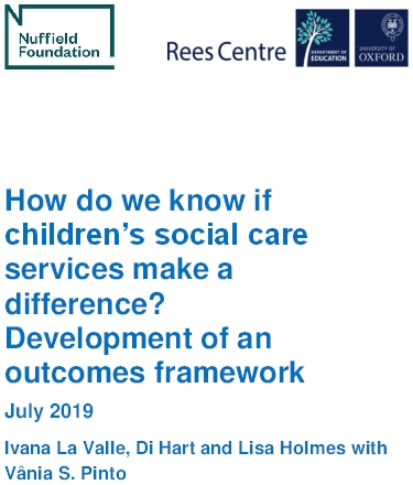 How do we know if children's social care services make a difference?